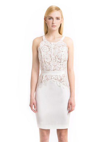 Rent: AIJEK Drifter Lace Pencil Dress