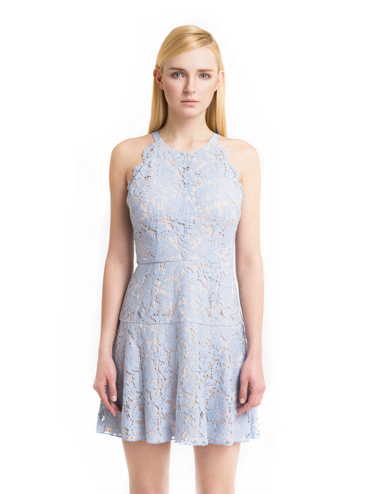 Aijek - Buy: Drifter Lace Mini Dress-The Dresscodes - 1