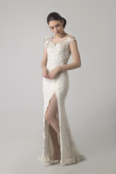 Anne Avantie - Rent: Jane Wedding Gown-The Dresscodes - 1