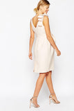 ASOS Maternity - Buy: ASOS Maternity Pencil Dress with Bow Detail-The Dresscodes - 4