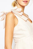 ASOS Maternity - Buy: ASOS Maternity Pencil Dress with Bow Detail-The Dresscodes - 3