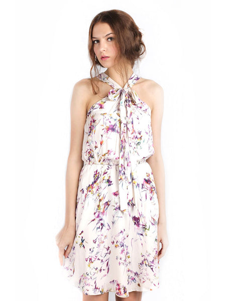 Ali Ro - Buy: Summer Halter Dress-The Dresscodes - 1