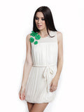 Alice + Olivia - Buy: White Bubble Dress-The Dresscodes - 1