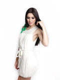 Alice + Olivia - Buy: White Bubble Dress-The Dresscodes - 2