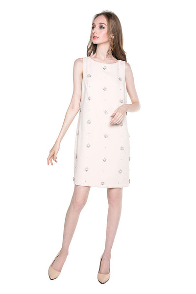 Ann Taylor - Buy: Ann Taylor Beaded Day Dress-The Dresscodes - 1