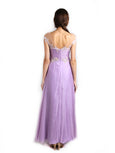 Anrini Polim - Buy: Violet Lace Gown-The Dresscodes - 2