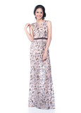 BCBGMaxazria - Rent: BCBG Adelaine Long Sequin-The Dresscodes - 2