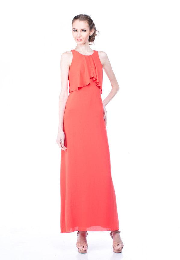 BCBGMaxazria - Buy: Enza Maxi Dress-The Dresscodes - 1