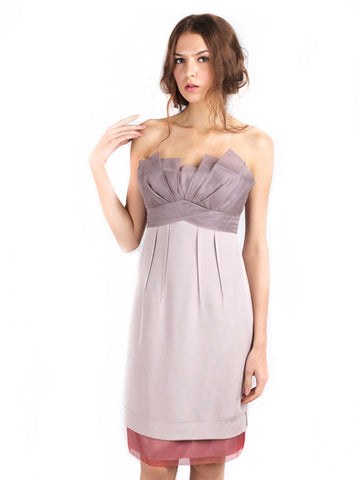 Buy: Runway Strapless Grey Combo