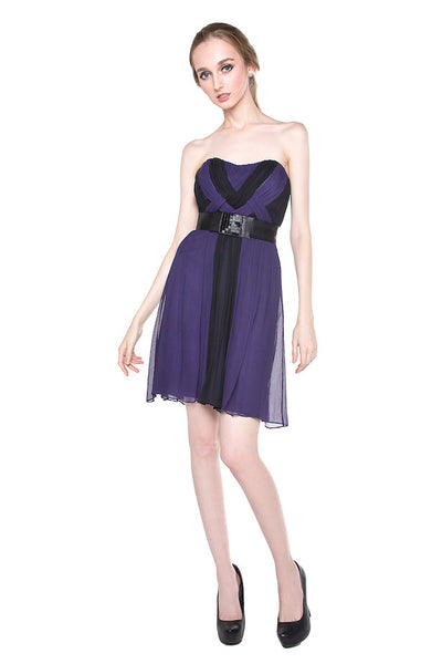 BCBG Paris - Buy: Sweetheart Cocktail Dress-The Dresscodes - 1