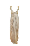 Rent: Biyan Beaded Shoulder Chiffon Dress