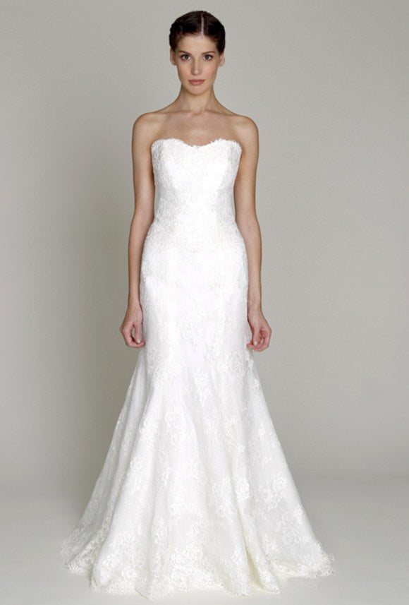 Rent: Bliss by Monique Lhuillier Wedding Gown