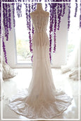 Rent: Bramanta Wijaya - Dreamy Lace Wedding Gown with Removable Skirt