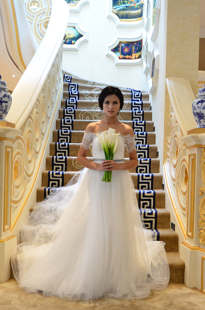 Rent: Bramanta Wijaya - Mermaid Wedding Gown