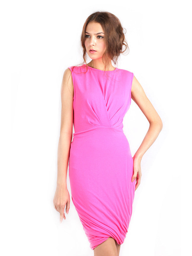By Malene Birger - Buy: Elizao Pink Knit Dress-The Dresscodes - 1