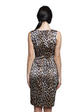 Cache - Buy: Leopard Sheath Dress-The Dresscodes - 2