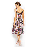 Chi Chi London - Rent: Chi Chi London Floral Midi Dress-The Dresscodes - 3