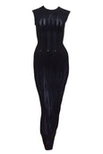 Buy : Alaia - Black Evening Dress