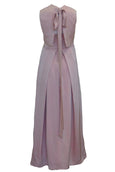 Rent : Adeline Esther - Strapless Satin Dress with Bolero