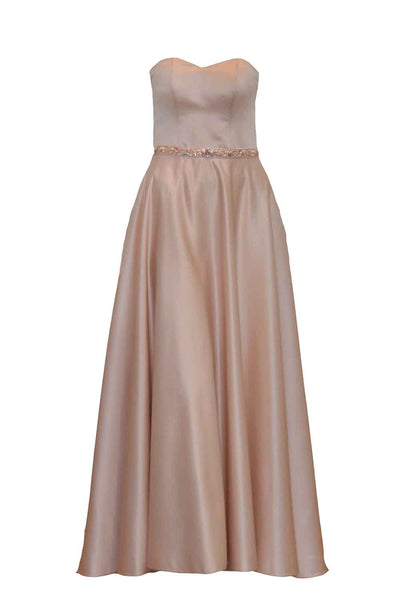 Rent:  Gisela Privee Nude Tube Dress