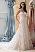 Buy: David Tutera Justice Wedding Gown