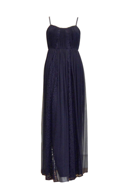 Rent: Forever New -Scarlet Lace Dress in Navy Blue