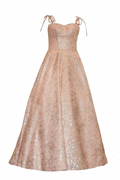 Rent: Frebecca Atelier - Sparkly Rose Gown