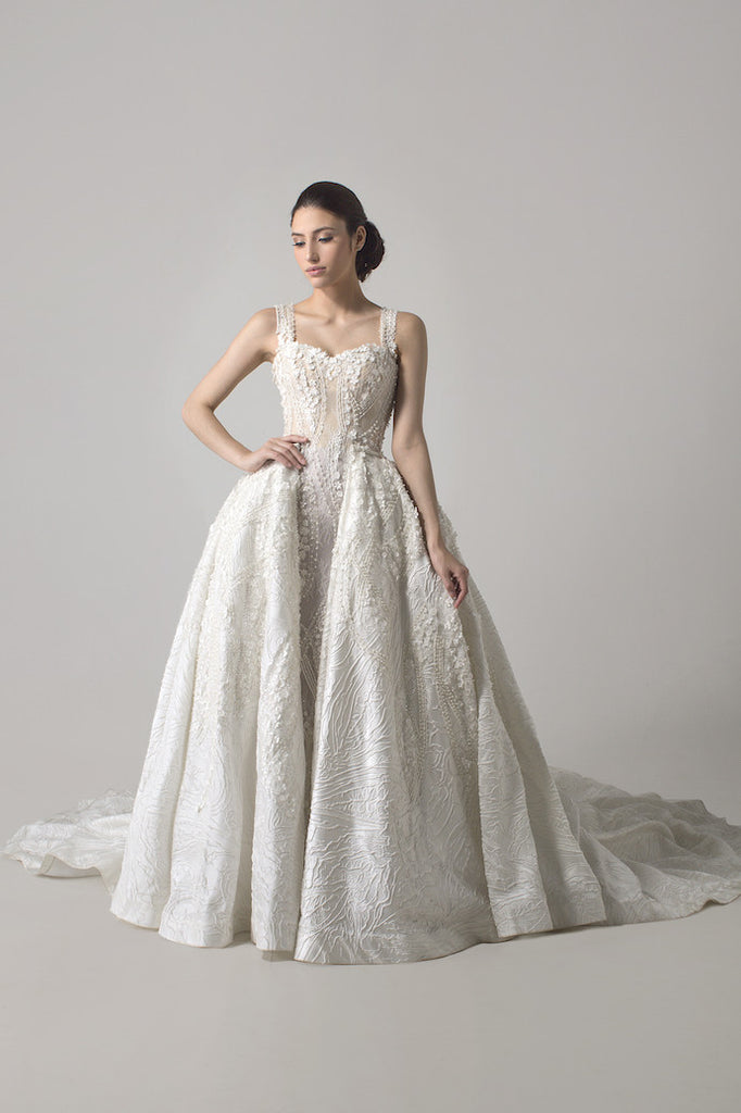 Hian Tjen - Rent: Jane Convertible Wedding Gown - Ball Gown-The Dresscodes - 1