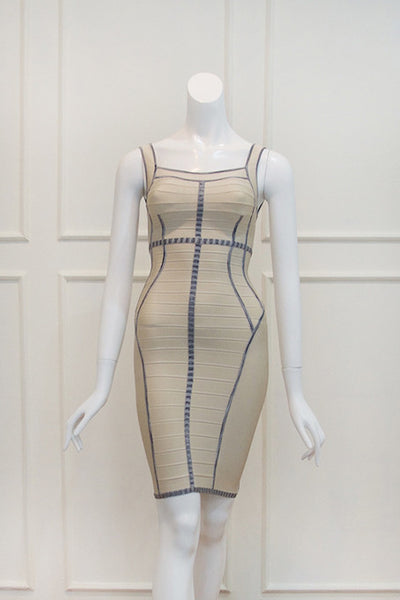 Rent: Herve Leger Corozo Bandage Dress