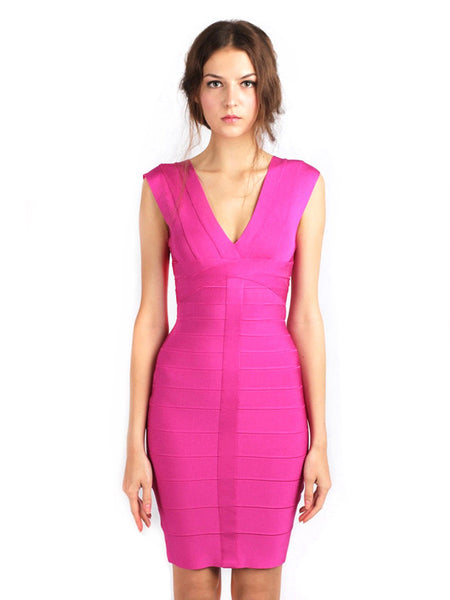 Herve Leger - Rent: Elise Dress-The Dresscodes - 1