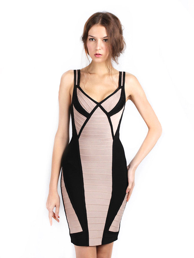 Herve Leger - Rent: Herve Leger Karina Dress-The Dresscodes - 1