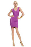 Herve Leger - Rent: Herve Leger Nicolette Lilac Bandage Dress-The Dresscodes - 1
