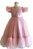 Rent : Honey Bee - Pink Tulle Dress with Flower