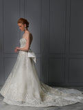 Rent: Jessica Huang Convertible Wedding Dress