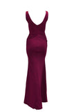 Rent: Jessica Wright - Fushia Mermaid Gown