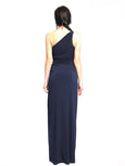 Laundry by Shelli Segal - Buy: One Shoulder Jersey Maxi Dress-The Dresscodes - 3
