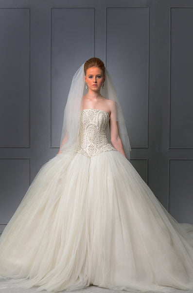 Rent: Sebastian Sposa Sweetheart Ball Gown
