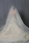Rent: Sapto Djojokartiko Strapless Wedding Gown