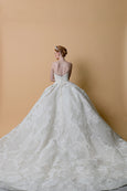 Rent: Yefta Gunawan Full Beadings Ball Gown