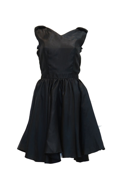 Rent: Jolie - Bow Shoulder Backless Dress