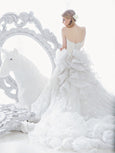Melta Tan - Rent: Melta Tan Whisper Wedding Gown-The Dresscodes - 1