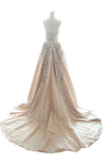 Rent: Monica Ivena - Lace Sweetheart Wedding Ball Gown