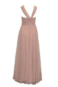 Rent: Natalie Sugandi V-Neck Tulle Dress