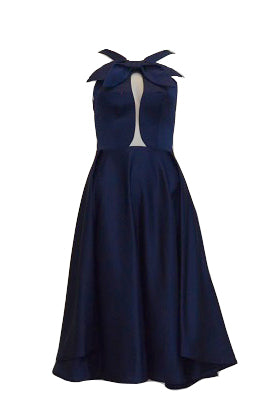 Rent: Peggy Hartanto Navy Blue Dress