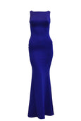 Rent: Private Label - Navy Blue Long Dress