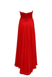 Rent: Private Label - Red Sweetheart Dress