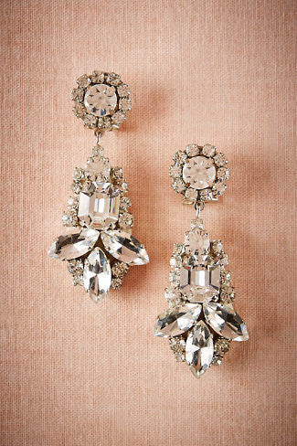 Rada - Rent: Rada Ishtar Earrings-The Dresscodes - 1