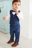 Rent: River Island Boys Tuxedo Set in Navy Blue