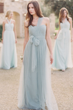 a2f1be6106b0 Rent: Jenny Yoo - Annabelle Soft Tulle Convertible Dress in Mayan Blue