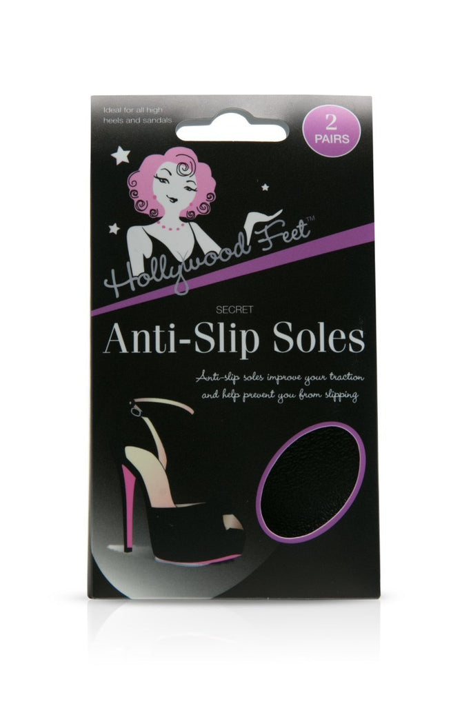 Hollywood Fashion Secrets - Secret Anti-Slip Soles-The Dresscodes - 1